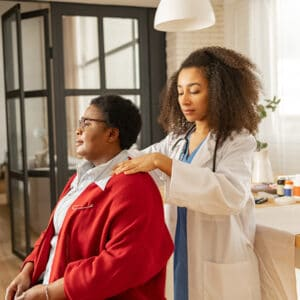 Skilled Nursing Care at Home | New Century Home Health