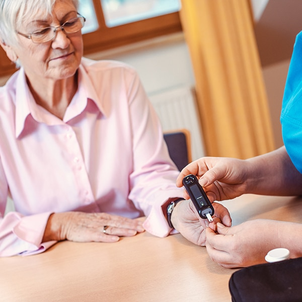 Diabetes Care at Home | New Century Home Health