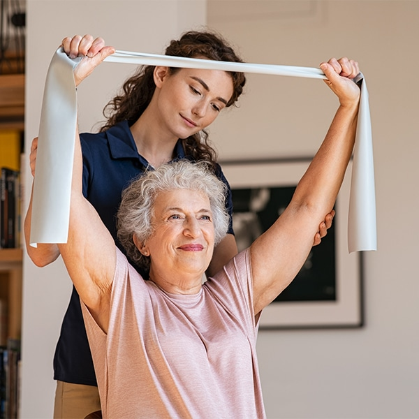 Physical Therapy At Home | New Century Home Health